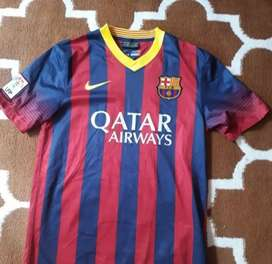 Jersey barcelona home
