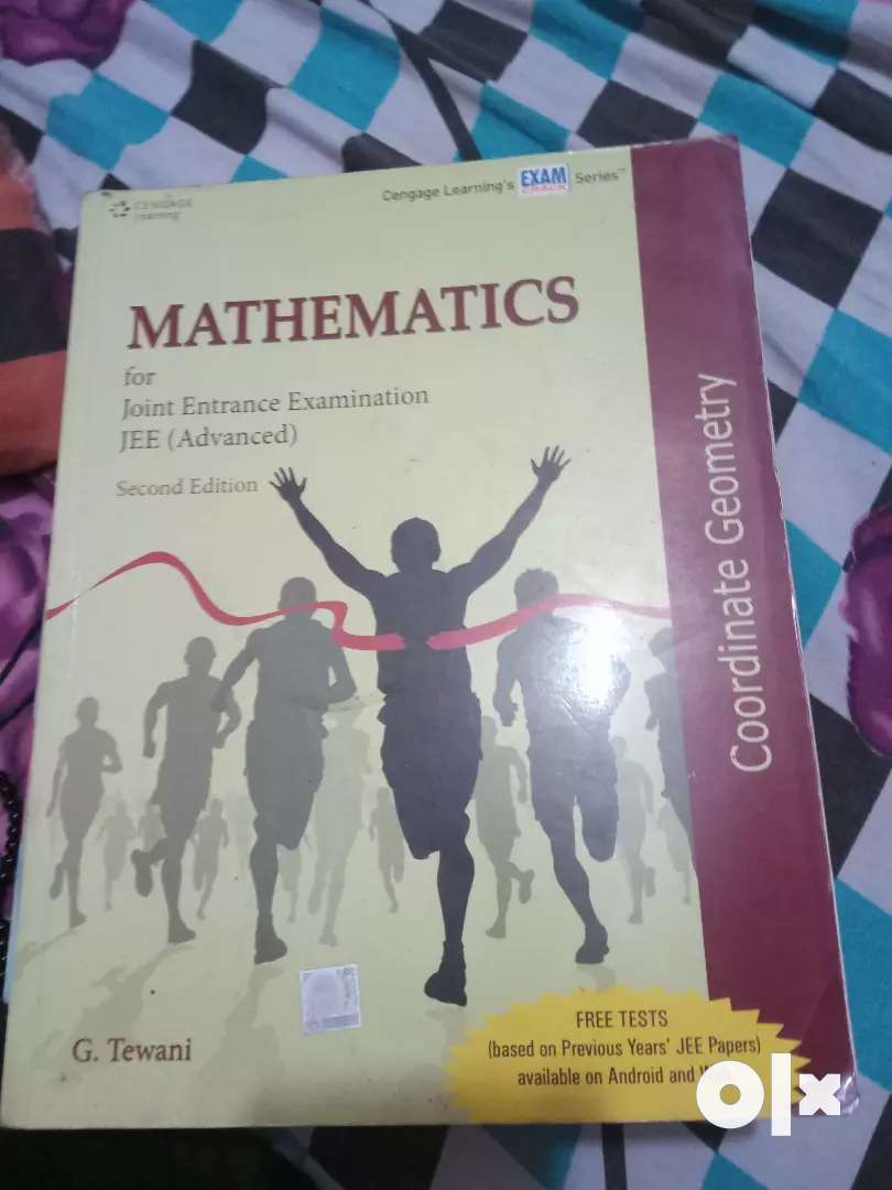 Cengage mathematics co-ordinate geometry and algebra 0