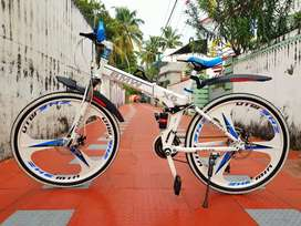 *Kerala seller* Brand New 21 Speed Shimano Foldabe Gear Cycle.