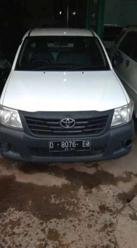 Jual Cepat Toyota Hilux pick up 2014