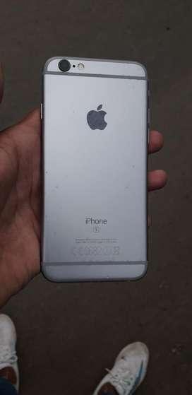 I phone 6s 64 gb good condtiion