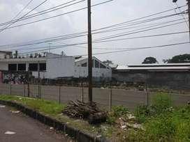 Dijual Cepat Tanah Solo Jl. Ir Sutami