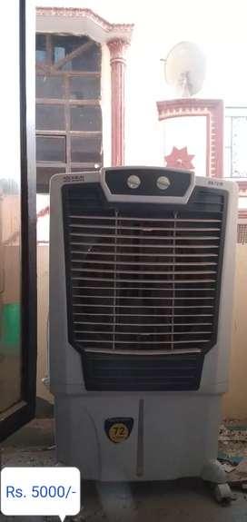 Air cooler || 72 litres || honeycomb