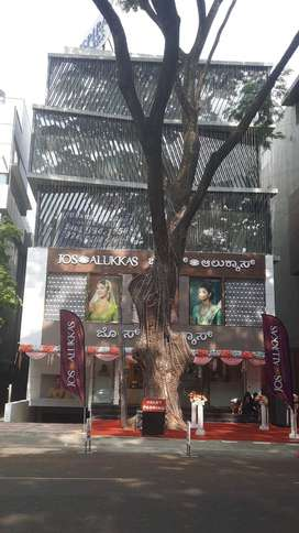 Commercial Space available for rent near Jayanagar 4th block Bus stop.