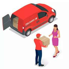 Urgent Required Van Delivery Boy in Budge Budge Area