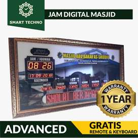 Toko Jadwal Sholat Jam Digital Masjid Type Advanced