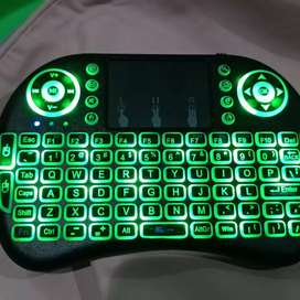 Keyboard Wireless i8 2.4G Handheld Keyboard For PC Android