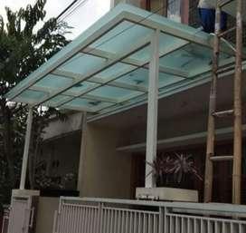 Canopy kaca SLB 3248