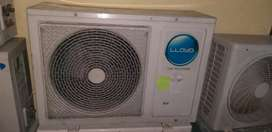 We provide services & insulation for all types of airconditioner