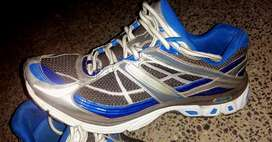 Sports shoes in a good condition