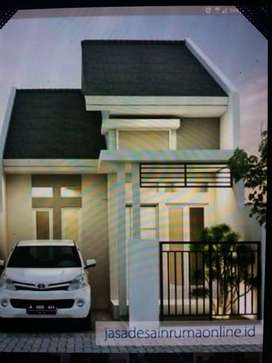 Rumah IMPIAN Budget Ramah Kantong, 1,5km dari Kampung Flory. SF3565