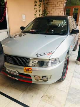 Mitsubishi Lancer 2002 Petrol Good Condition