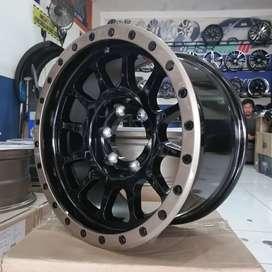 VELG RACING MOBIL PAJERO R17X9 HSR