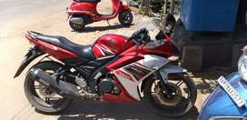 9* total number.. Yamaha R15 no repirs super condition