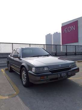 HONDA ACCORD PRESTIGE AT 1988 ISTIMEWA!! Collector item