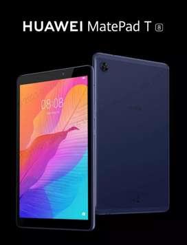 Huawei matepad T8 free flip cover