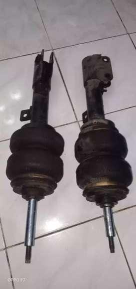 Shocbreaker balon air suspension depan