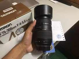 Lensa Tamron 70-300, Telemacro. Tamron for Nikon. Nikon D3100, D3200