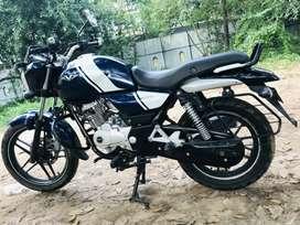 Bajaj V15. Very good condition. Mileage 55km/lt. 150 cc cruiser bike.