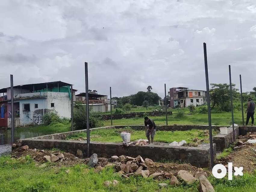 1000 sq feet Open Plots for Sale on EMI in Uttan Bhayander West 0