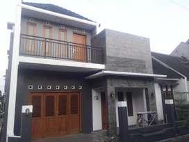 Rumah di tajem maguwoharjo dalam komplek perumahan