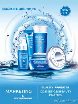 Product advertisment
