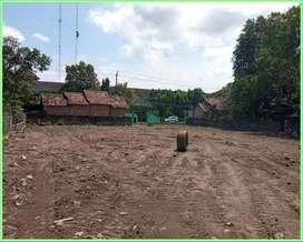 Tanah SIAP BANGUN Kalasan Luas 100an m2 Harga Murah