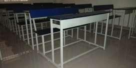School bench college bench institute bench