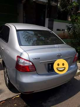Vios Th 2012 type G M/T harga 133jt Nego
