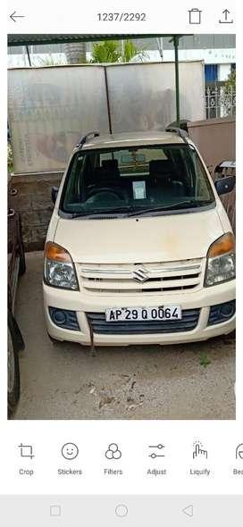 Maruti Suzuki Wagon R LX BS-III, 2006, Diesel