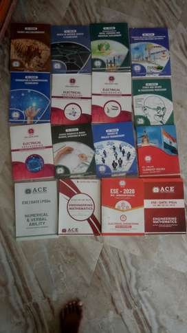Gate, ESE (Electrical Engineering) material Ace academy-2020 edition