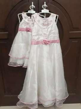 Preloved anak dress kids gaun pesta ulang tahun baju anak baju couple