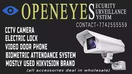 Open Eyes Security &Surveillance System