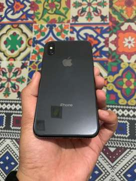 Iphone x space grey pta aproved