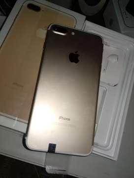 Apple iPhone 7 plus 128gb/256 gb 100 percent original