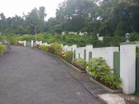Fully developed plots at Chorão with with water and electricity