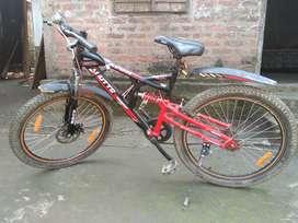 Avon cycle with disc break