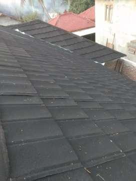 Spesialisnya atap baja ringan, genteng metal pasir dan galvalume