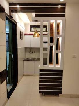 2BHK FLAT WITH 3 SIDED ROAD AND PARKING WITH SEPARATE SUBMERSIBLE.