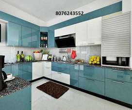 Special Offer on Modular Kitchens for bulk buyers nd Buliders