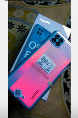 Oppo f 17 pro 8/128 good condition