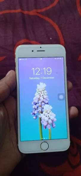 iPhone 6s internal memory 16gb