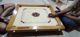 6 months old carrom with 16mm ply with good quality