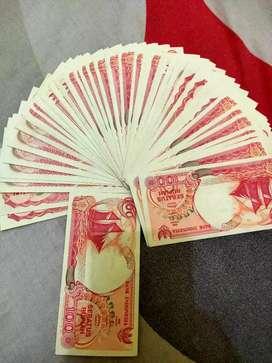 Uang 100 rupiah borong aja