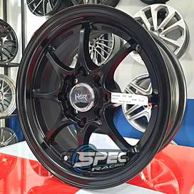 Velg Mobil R14 Karimun Brio Agya Bisa TT dan Kredit Spec Racing Medan