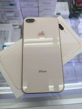 iPhone 8 plus all modal available with warranty and good price