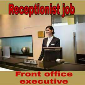 Job for Female ( Fresher or Experience)