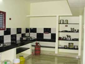 Individual house. Adequate water supply. Two bedroom house