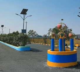 Open plots for sale near World Tallest Sitting Statue-Maheswaram