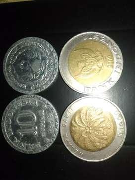 Koin kuno buat kolektor atau yang tahu saja